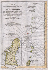 The Mariana Islands, 1752