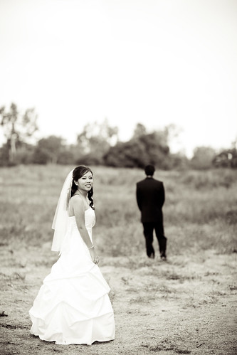 Kim and Minh's First Look