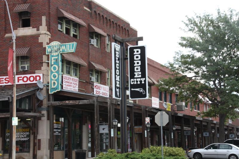 Dodge City Streets