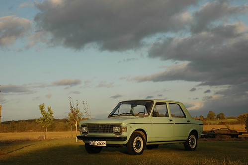 74 Fiat 128 1100 Special 78