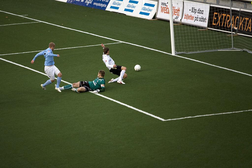 Daniel Larsson 0-1