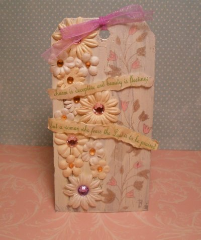 Tag Tuesday~Shabby Chic