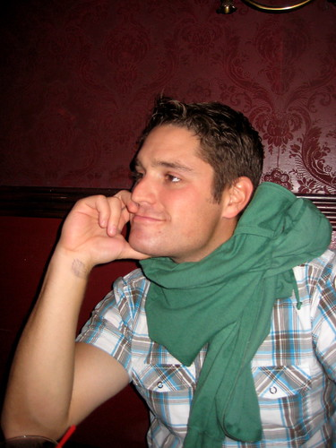 Aman as Scarf Boy
