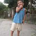 Baliwag Kid Posing