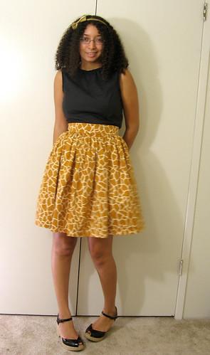 giraffe skirt2
