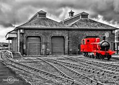 Foyle Valley Railway Museum ! (James Whorriskey (Delbert Jackson)) Tags: uk ireland train photo photographer tracks picture photograph londonderry northernireland derry ulster claudy riverfoyle craigavonbridge jameswhorriskey delbertjackson jameswhoriskey foylevalleyrailwaymuseum