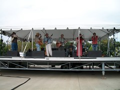 Lost Shoe String Band at the 2009 Jug Band Jubilee in Louisville, KY