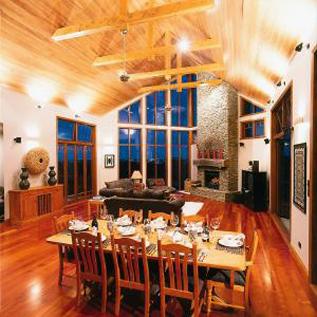 High exposure - House Design - Dining Room, Architecture, Modern House Design, Interior Design
