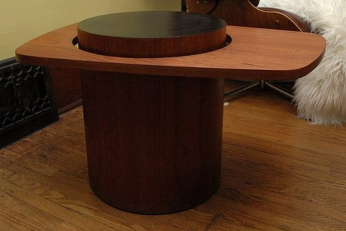 Teak Table From RS Associates Ltd. Montreal Circa 1967