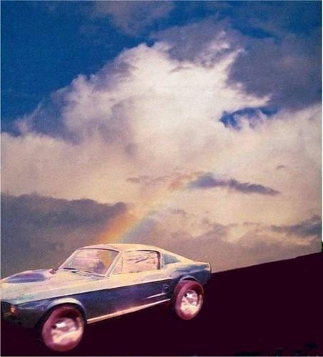 67 Mustang Fastback GT Getaway