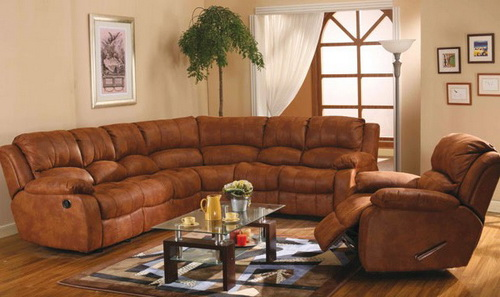 Leather Sofa Toronto from La Vie Furniture