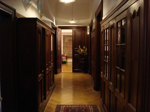 Prague Apartment - Entry way