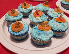 Cupcakes for MidPen Housing