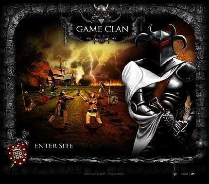 Flash site 22075 Game clan