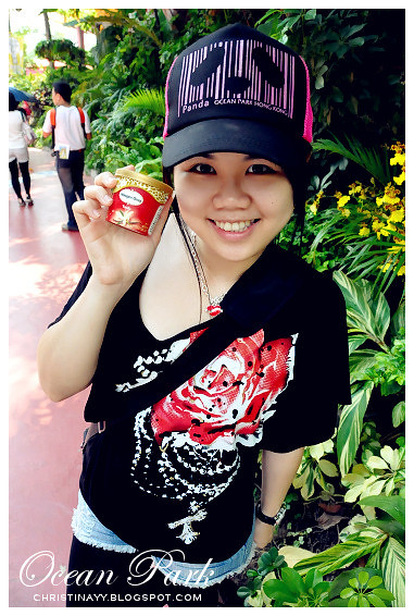 Hong Kong Trip Trip Day 3: Ocean Pak (海洋公园)Gold Fish Treasure (金鱼宝殿)