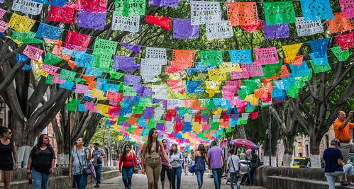 2016 - Mexico - Morelia - Calzada Fray Antonio de San Miguel