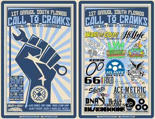 1st Annual South Florida Call to Cranks Tournament