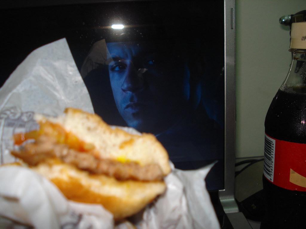 Eating McD 3