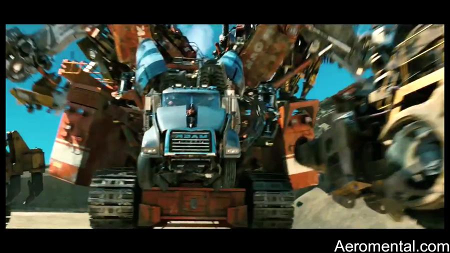 Tv Spots Transformers 2 Devastator unión