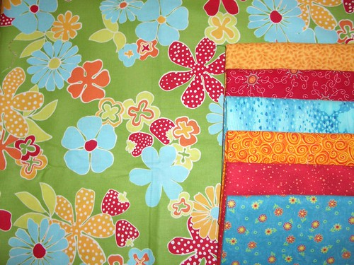 Kids Quilting Bee