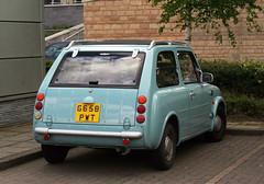 4630 Nissan Pao rear
