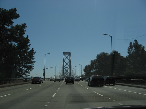 Bay Area Bridge by you.
