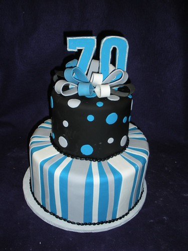 Mens 70th Birthday Cake Ideas Decorating For Cakes Best Male On Men