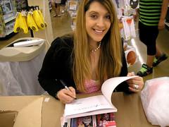 Me Signing! 2