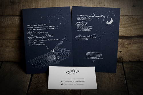 cole-gibadlo wedding invitations