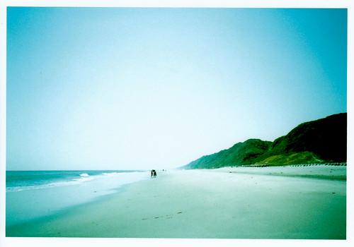Surf_Omotehama Beach. Surfing paradise!