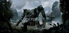090530 - James Cameron導演3-D立體科幻電影『AVATAR』最新兩張美術概念圖,搶先公開 (1/2)