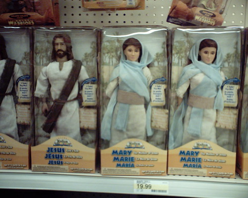 The Jesus Dolls
