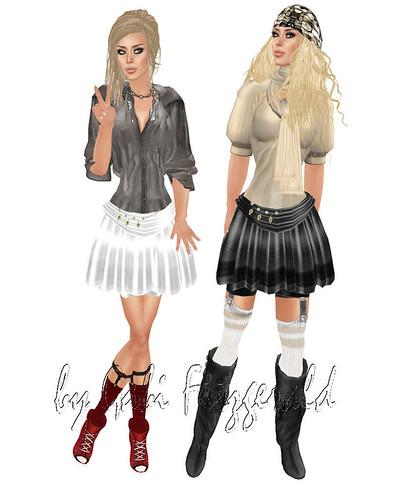 endeavor skirts sg
