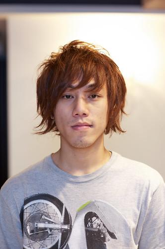 【男生髮型】長頭髮加了髮色就變輕盈了