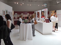 Harlequin Art Exhibit, NYC, 5/29/09 - 76 by rtbookreviews, on Flickr