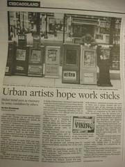 Chicago Tribune (SKIRT CHASER ONER) Tags: