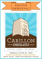 carillon chocolates