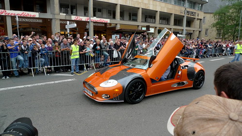 Spyker C8 Laviolette by you.