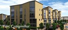 Parc Craigmillar housing (courtesy of the EDI Group)