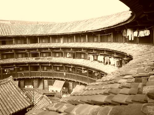 廈門 土樓 Xiamen