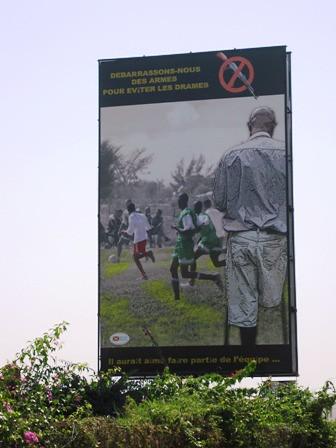 Anti-Small Arms Campaign