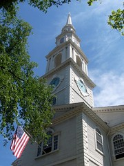 Visiting America's First Baptist Church (J. Stephen Conn) Tags: church first providence rhodeisland baptist oldest