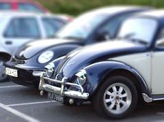 Beatles-Old+New (John Martin Pim) Tags: cars volkswagen beatle