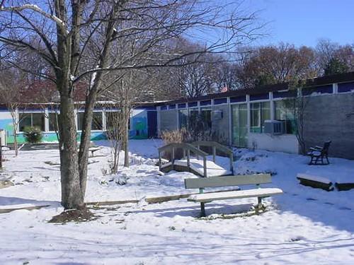 Cresthaven Elementary School (demolished by Stu_Jo, on Flickr