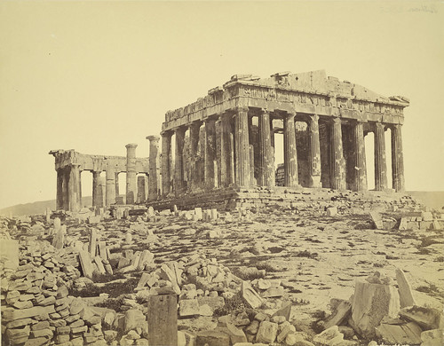 Parthenon from the Northwest