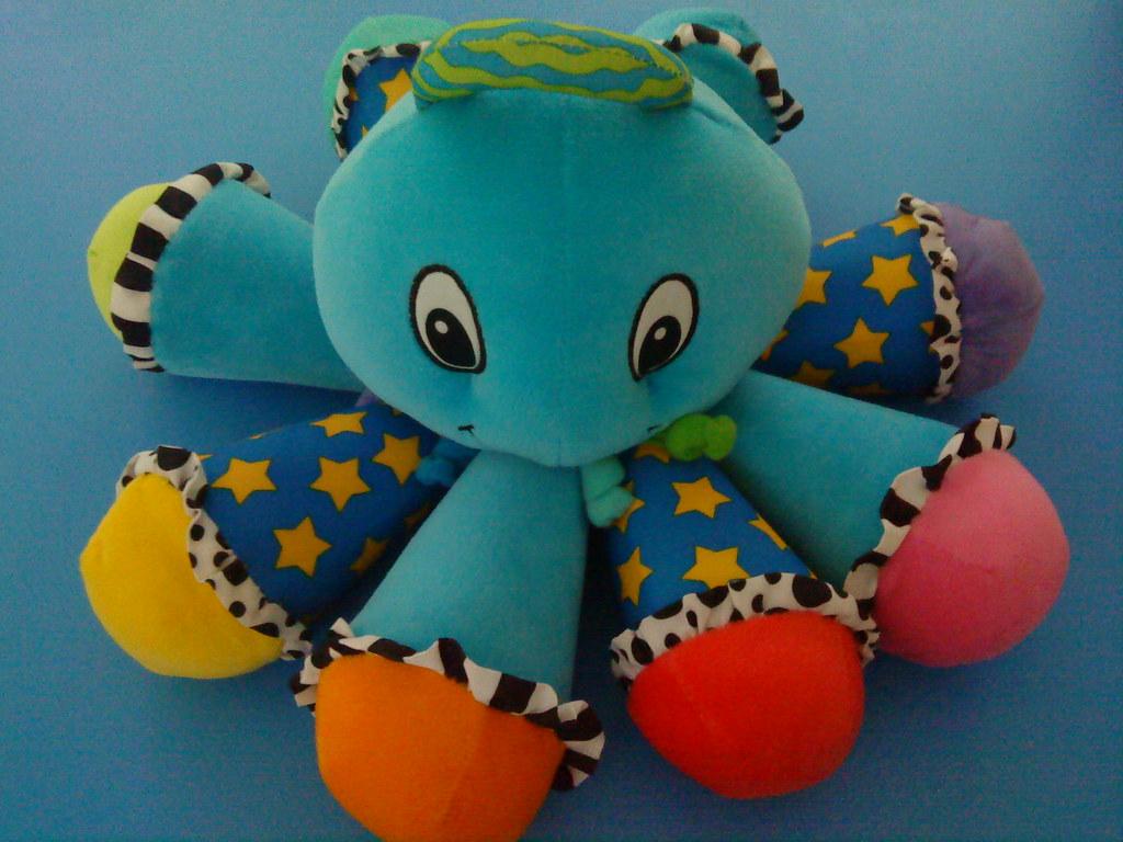 Lamaze Octotunes Octopus $30