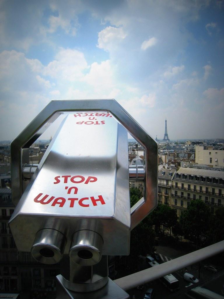 Stop n' Watch