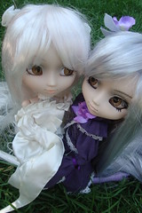 Kira & Bara (pullip_junk) Tags: le pullip limitededition rm rozenmaiden barasuishou kirakishou