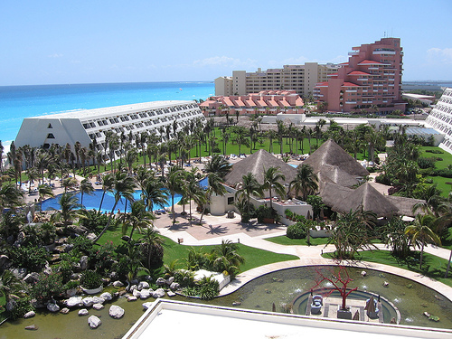 Hotel Gran Oasis Cancún: Exclusivo Hotel de Cancun