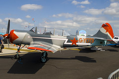 G-YOTS - Private - Bacau Yak-52 - 090704 - Waddington - Steven Gray - IMG_7397